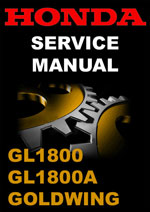 Honda Goldwing GL1800 Workshop Manual